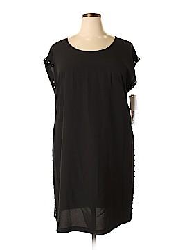 Modamix By Brandon Thomas Casual Dress Size 18 (Plus)
