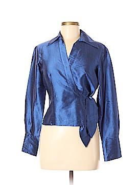 Allison Taylor Long Sleeve Blouse Size 6