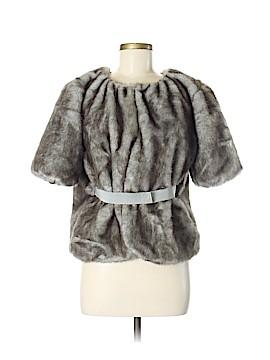 Simply Vera Vera Wang Faux Fur Jacket Size M