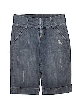 See Thru Soul Denim Shorts Size 27 (Plus)