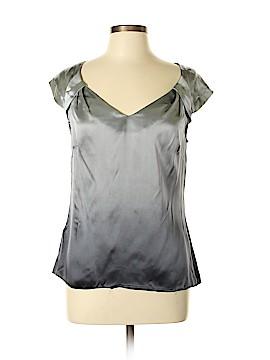 Ann Taylor LOFT Outlet Short Sleeve Blouse Size 10