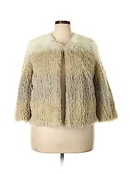 A.n.a. A New Approach Faux Fur Jacket Size XL