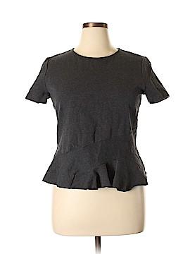 J. Crew Short Sleeve Top Size XL