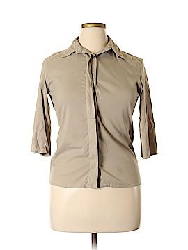 Max Mara 3/4 Sleeve Blouse Size XL (4)