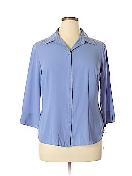 Covington Outlet 3/4 Sleeve Blouse Size 16