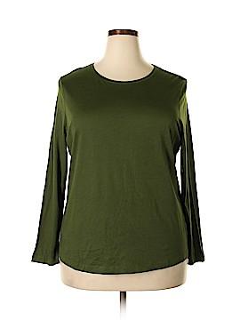 DressBarn Long Sleeve T-Shirt Size 18 - 20 (Plus)
