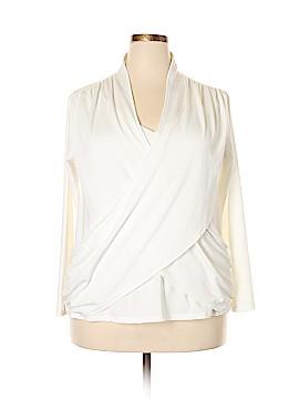 Jessica London Long Sleeve Blouse Size 18 - 20 (Plus)