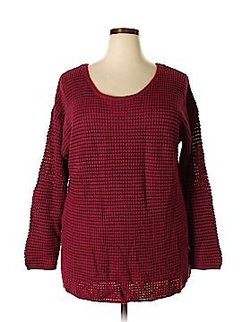 Ellos Pullover Sweater Size 1X (Plus)