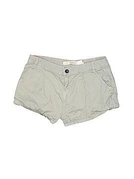 Trafaluc by Zara Khaki Shorts Size 4