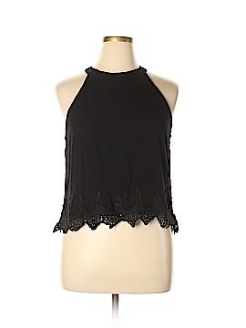 Elodie Sleeveless Blouse Size XL