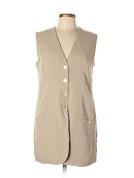 Donna Karan New York Tuxedo Vest Size 12