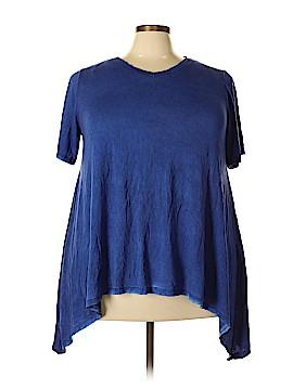 Danelle Short Sleeve T-Shirt Size 2X (Plus)