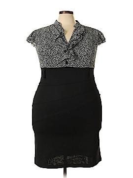 Midnight Velvet Casual Dress Size 20 (Plus)