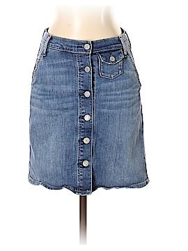 Gap Denim Skirt 24 Waist