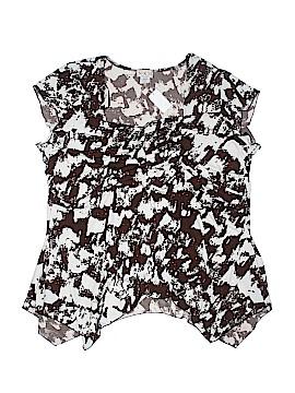 MKM Designs Short Sleeve Top Size 2X (Plus)