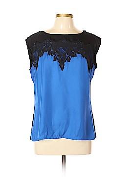 Worthington Short Sleeve Blouse Size XL (Petite)