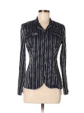 Armani Collezioni Long Sleeve Button-Down Shirt Size 6