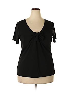 Apostrophe Short Sleeve Blouse Size 16 - 18