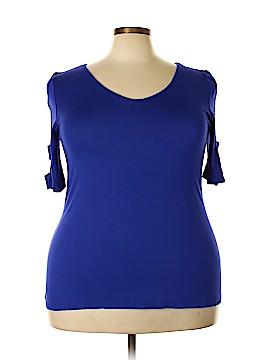 Como Vintage Short Sleeve Top Size XXL