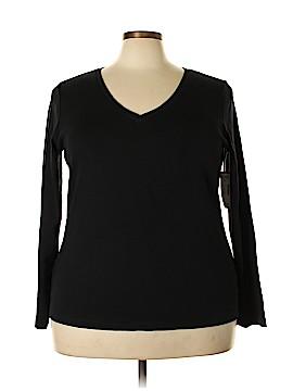 CSI Industries Long Sleeve T-Shirt Size 22 - 24W (Plus)
