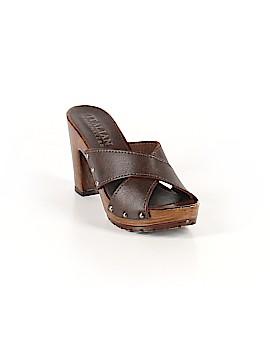 Italian Shoemakers Footwear Mule/Clog Size 7 1/2