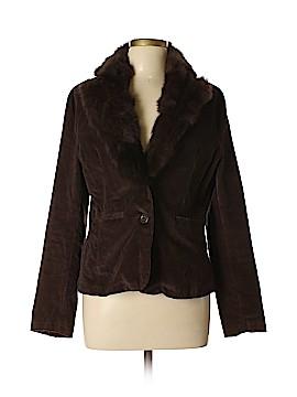 Wilsons Leather Blazer Size L