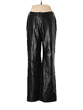Isda & Co Leather Pants Size 8