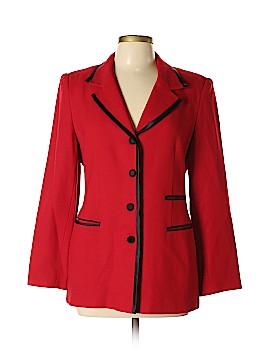 Preston & York Wool Blazer Size 10 (Petite)