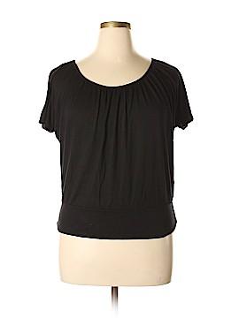 Pleione Short Sleeve Top Size L