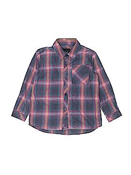 Rails Long Sleeve Button-Down Shirt Size 8/9