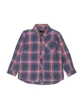 Rails Long Sleeve Button-Down Shirt Size 14