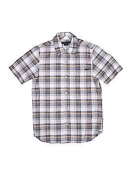 O'Neill Short Sleeve Button-Down Shirt Size S (Kids)