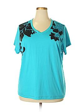Tek Gear Short Sleeve T-Shirt Size 2X (Plus)