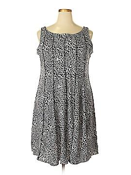 Voir Voir Casual Dress Size 18W (Plus)