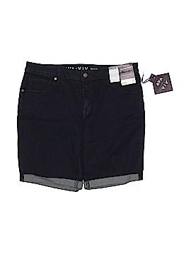 Ava & Viv Denim Shorts Size 14W
