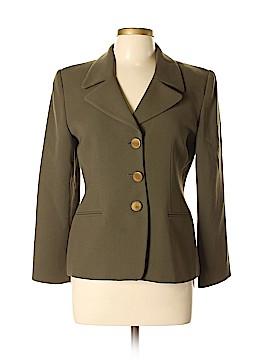 Linda Allard Ellen Tracy Wool Blazer Size 12 (Petite)