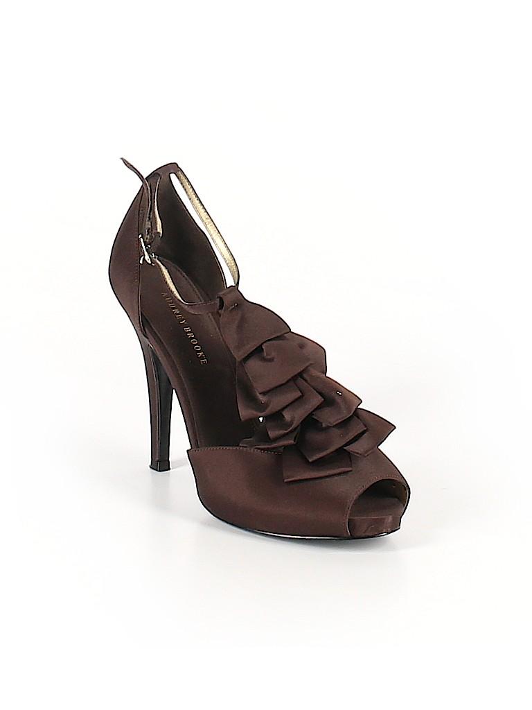 Audrey Brooke Women Heels Size 8