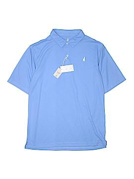 Johnnie-O Short Sleeve Polo Size 16