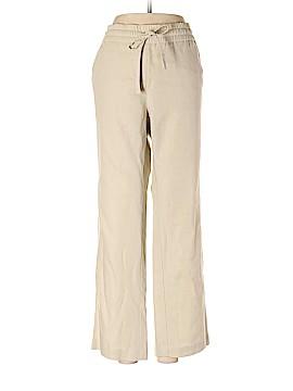Ann Taylor Linen Pants Size M (Petite)
