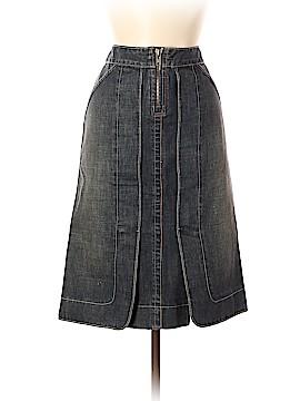 Armani Exchange Denim Skirt Size 8