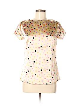 Nife Short Sleeve Blouse Size M