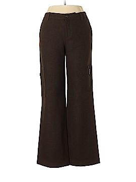 Eddie Bauer Wool Pants Size 8
