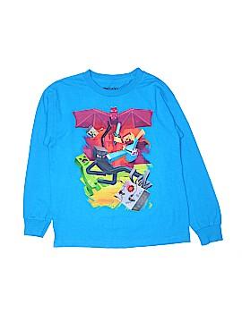 Mojang Long Sleeve T-Shirt Size M (Youth)