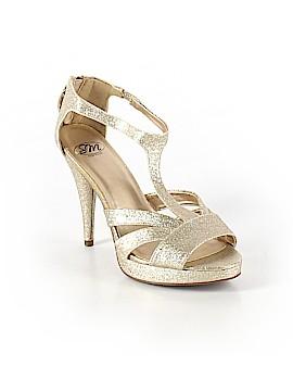 SM New York Heels Size 8 1/2