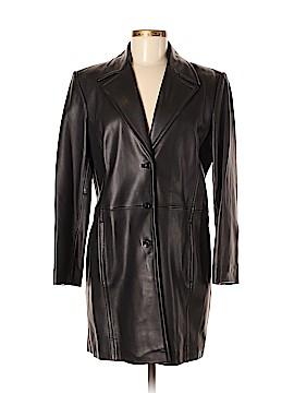 Classiques Entier Leather Jacket Size M