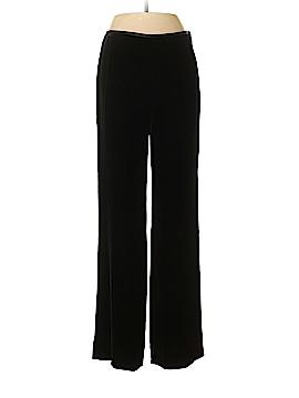 Armani Collezioni Velour Pants Size 4