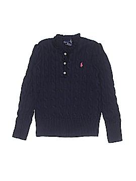 Ralph Lauren Pullover Sweater Size 6