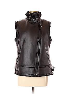 MICHAEL Michael Kors Faux Leather Jacket Size M