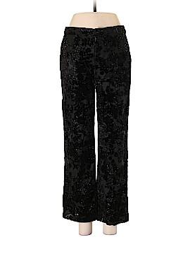 Zara W&B Collection Velour Pants Size S