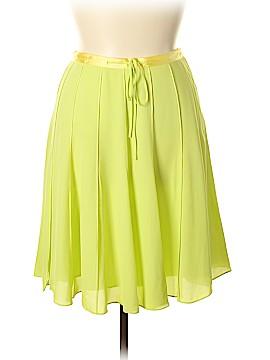 Grace Elements Silk Skirt Size 14